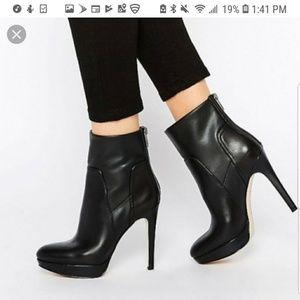 Sam Edelman Alyssa Ankle Boots Size 9
